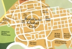 For Bonifacio Global City Map