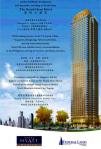 Grand Hyatt Unvieling Invitation