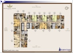 29th to 38th floor plan