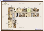39th to 41st floor plan