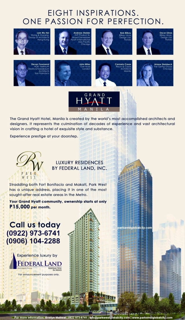 Park West Fort Bonifacio Condominium