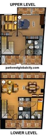 Park West Global City Layout