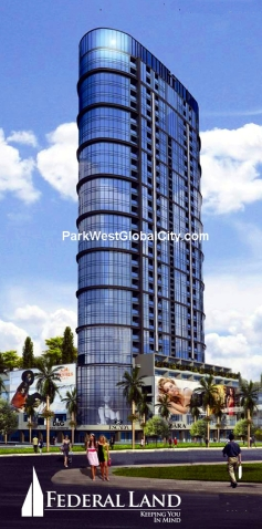 Central Park West in Grand Hyatt Community